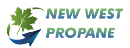 New West Propane Logo