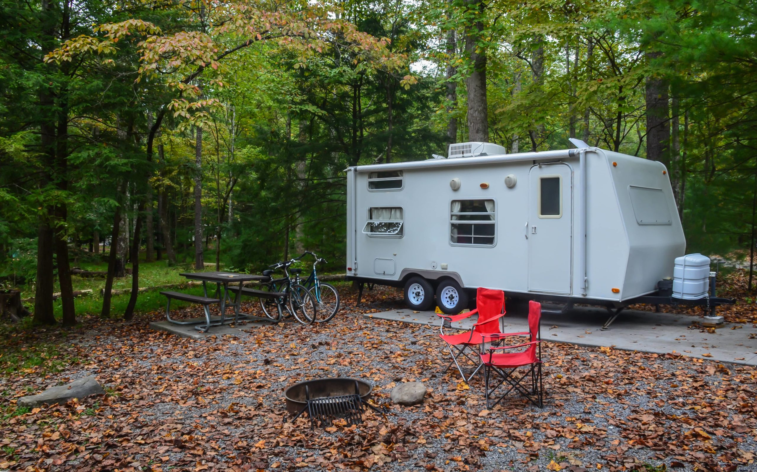 Canada Recreational Vehicle Tank Refills and Exchanges